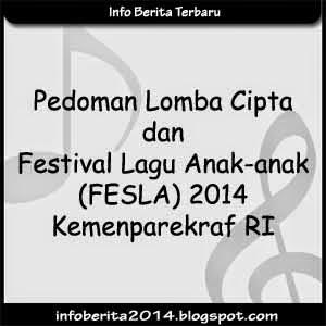 Pedoman FESLA 2014