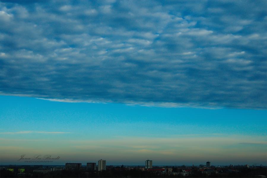 Fotografie Wolken