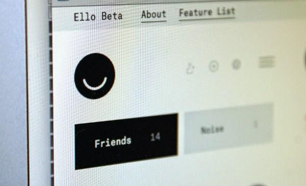 """7 إجابات لأسئلتك عن الشبكة الاجتماعية الجديدة """"ELLO"""" المثيرة للجدل."""