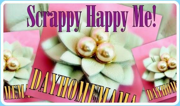 Scrappy Happy Me!