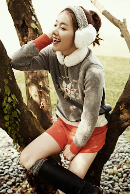 So Yi Hyun - J Golf Magazine October Issue 2013
