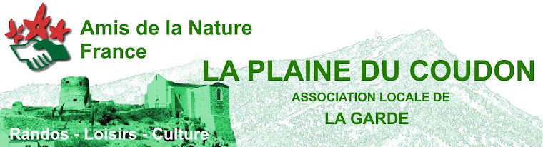 Amis de la Nature France - Association Locale de la PLaine du Coudon