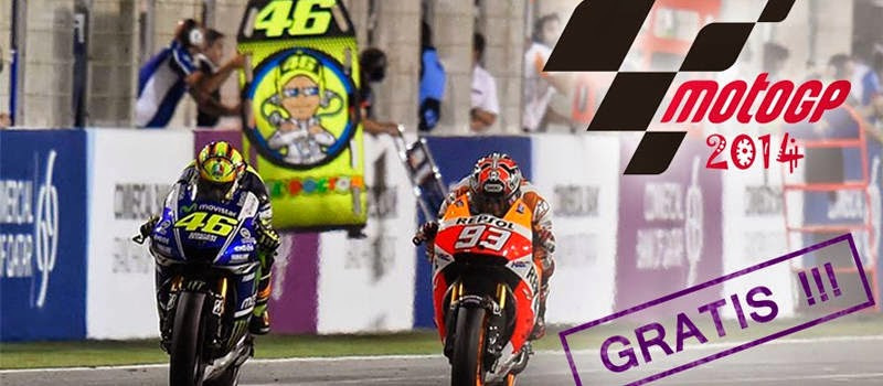 gratis video motogp 2014