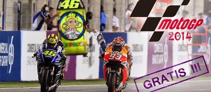 gratis video motogp 2014