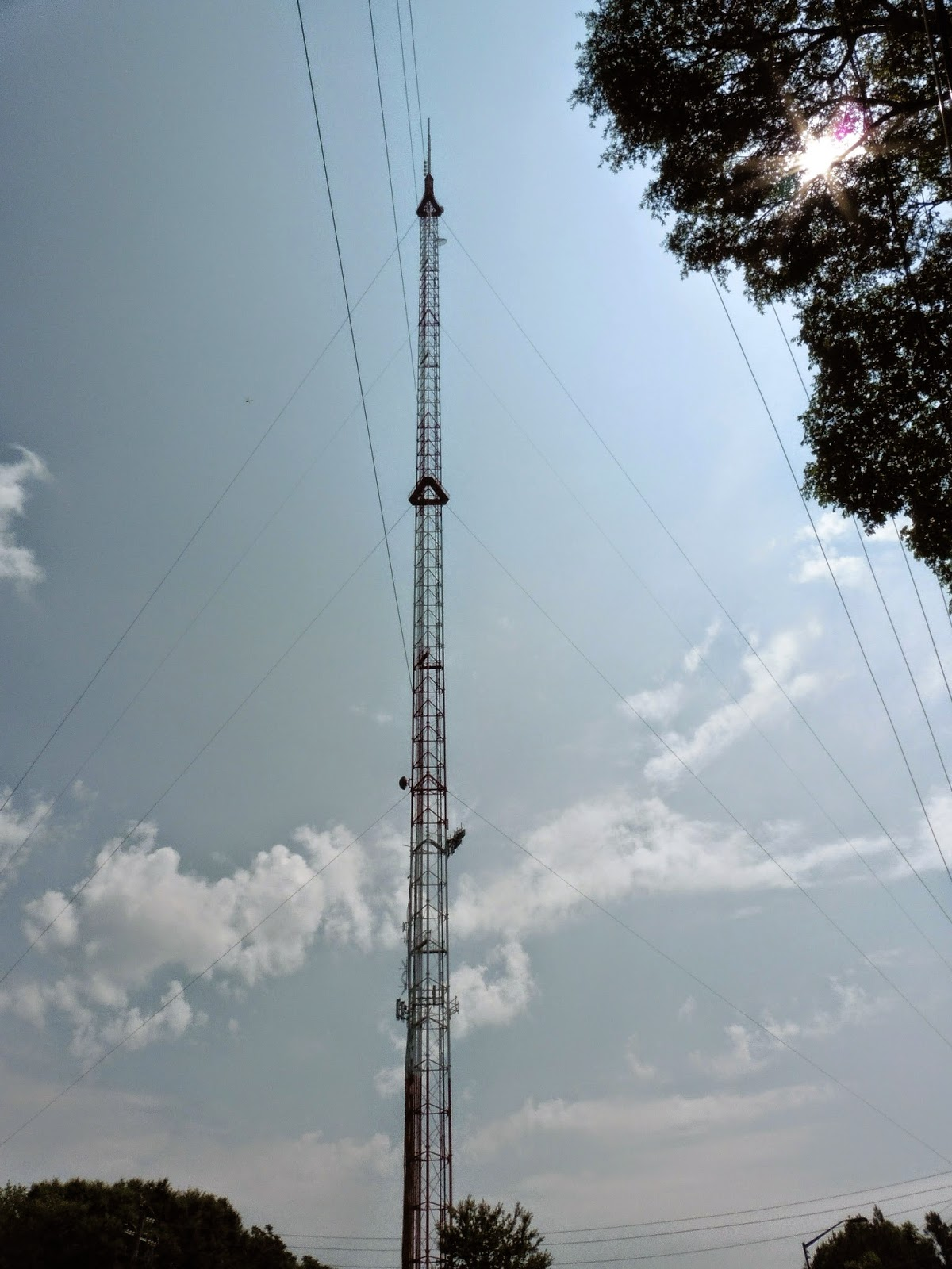 Thoughts Arise: The TV Tower that Saved Atlanta\'s Freedom Park