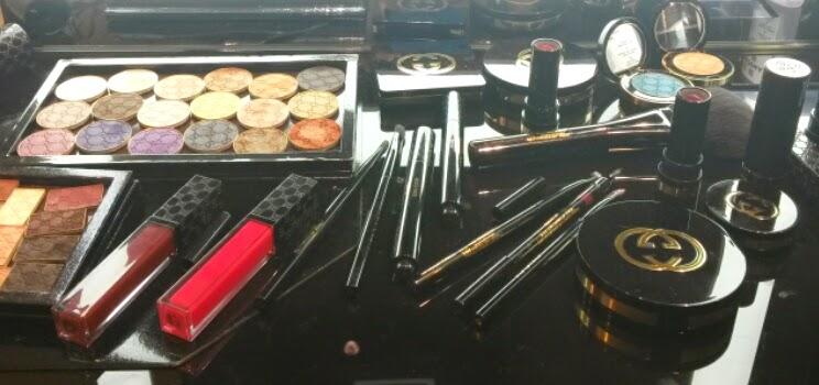 Gucci Cosmetics & Saks