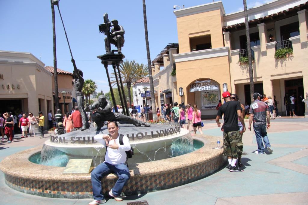 Hollywood Universal Studio