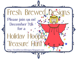 Holiday Hoopla Treasure Hunt