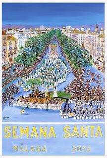 Semana Santa en Málaga 2013