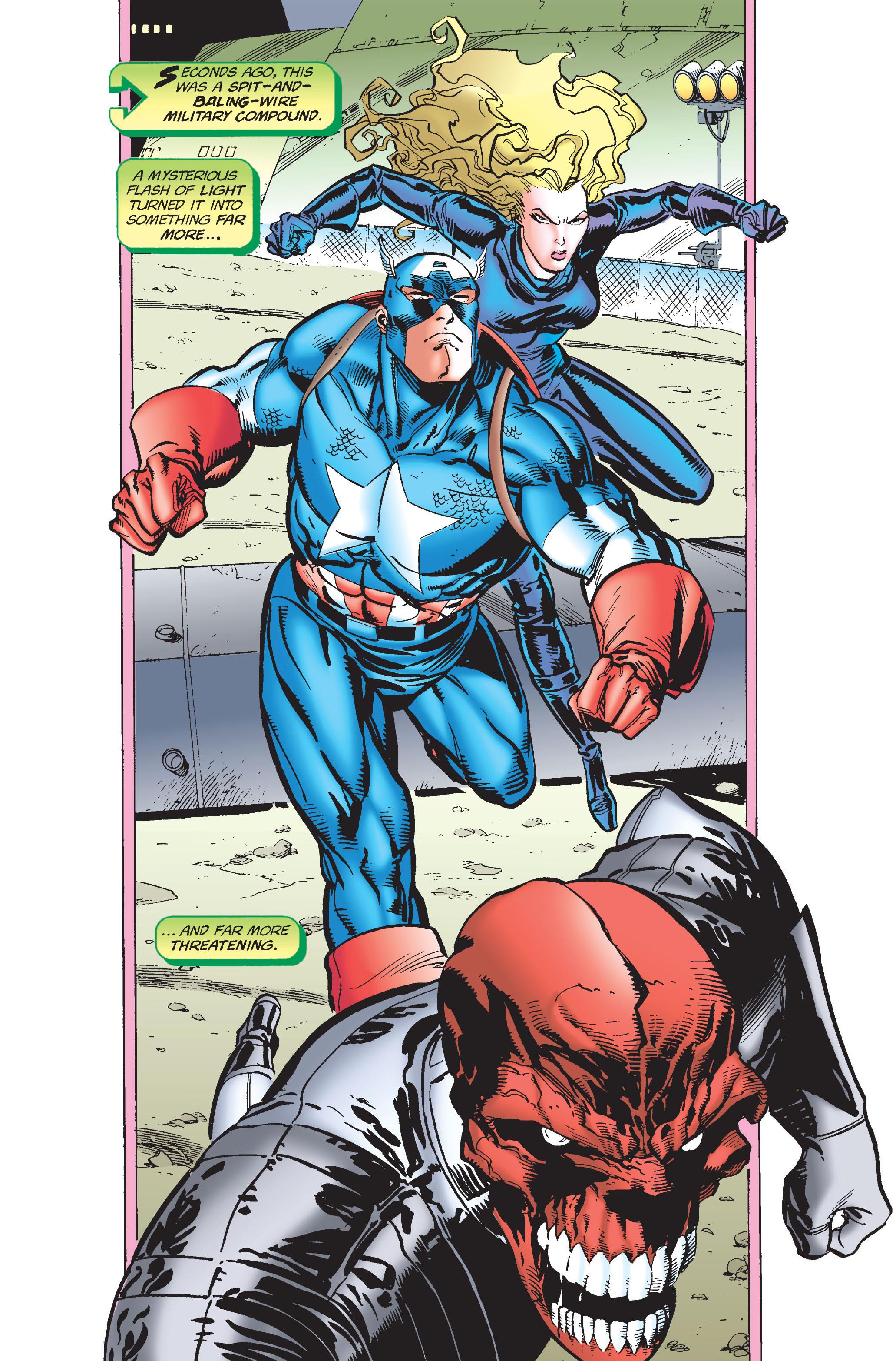 Captain America (1968) Issue #446 #400 - English 2