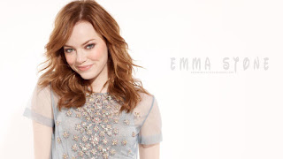 emma stone cute hot beauty wallpaper