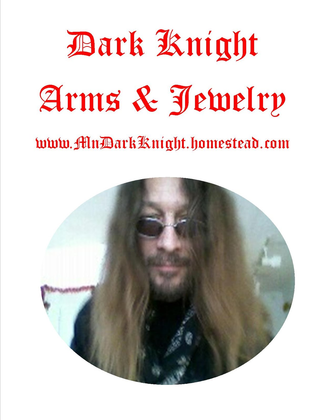Dark Knight Arms & Jewelry