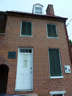 Poe house