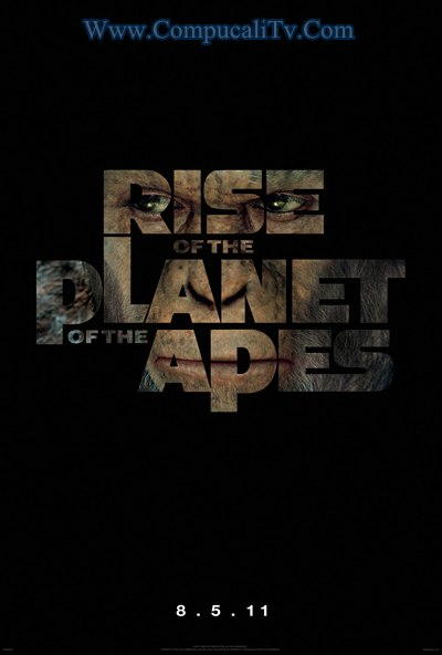 Rise of the Planet of the Apes 2011 BRRip [720p HD] Español Latino Descargar