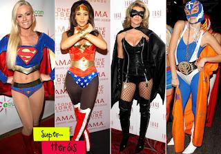 Fotos e imagens de Fantasias de Super-Heróis