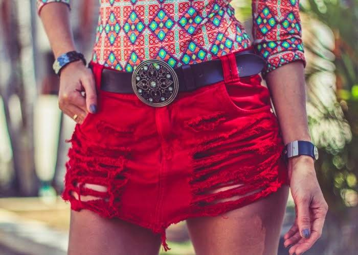 Saia X Shorts