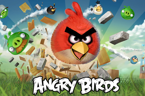 Download Angry Birds iPhone App
