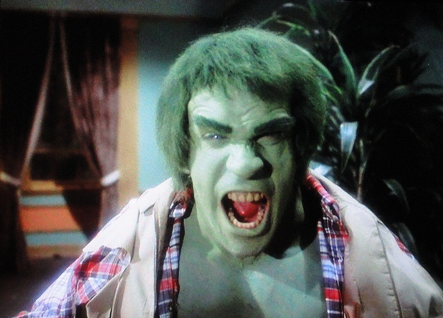 Musings Of A Sci Fi Fanatic The Incredible Hulk S1 Ep5