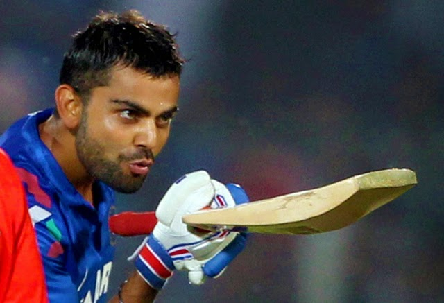 Virat Kohli Century world cup 2015  - India vs Pakistan