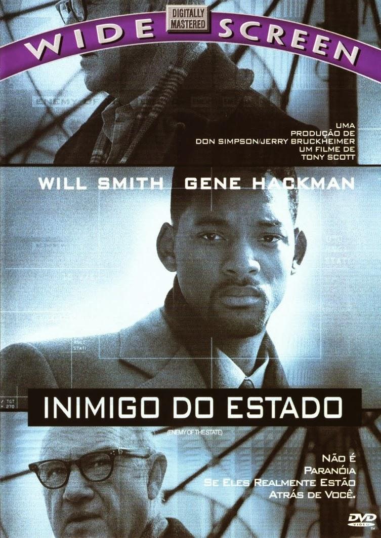 Inimigo do Estado – Dublado (1998)