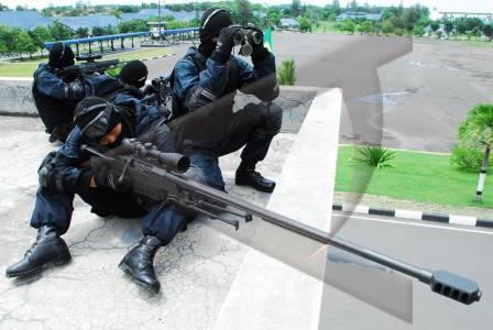 Senapan Penembak Runduk / SPR3 Pindad