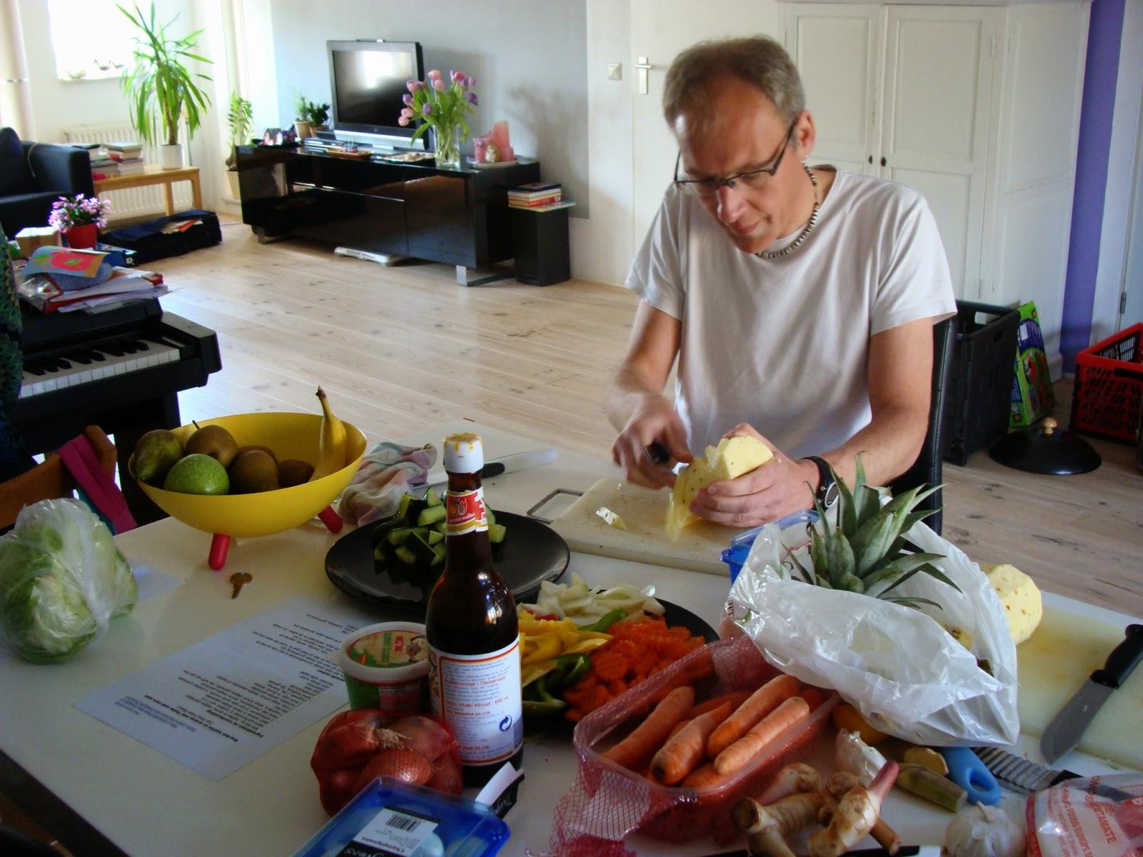Makkelijk thais eten simple thai food thaise kookles aan huis in groningen - Idee gezellige maaltijd ...