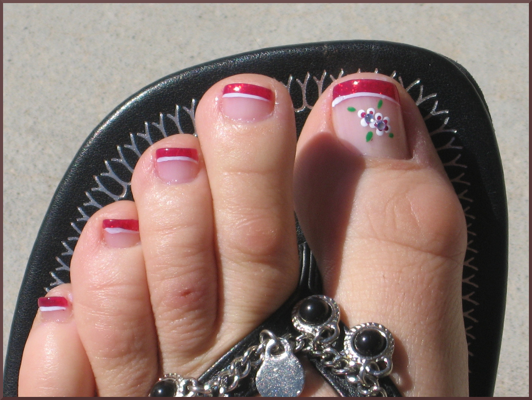 How To Do Simple Toe Nail For How To Do Nail Art Step By Step 3 Easy Simple Steps Nail