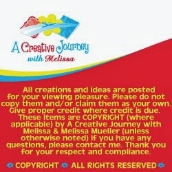 A Creative Journey With Melissa DT Member