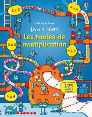 Les mercredis de julie vive les multiplications - Jouer avec les tables de multiplication ...