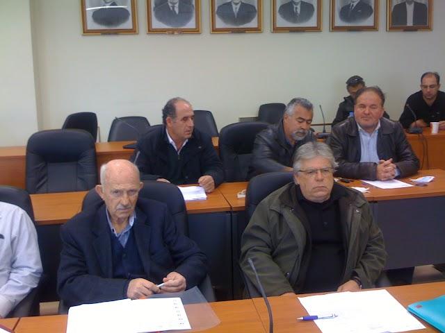 Προχωρά η Β2 φάση του Γ.Π.Σ και αποφάσεις για τις λαικές στην Επιτροπή Ποιότητας Ζωής