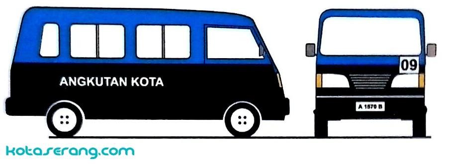Gambar Angkutan Umum No.9