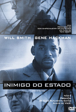 Inimigo do Estado Torrent - BluRay 1080p Dublado