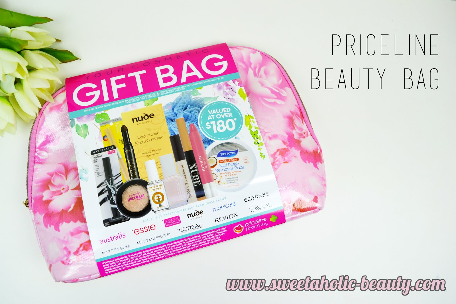 Every Year, Priceline Stores Release A Pretty Cool Gift With Purchase  Containing A Bunch Of Beauty Products.