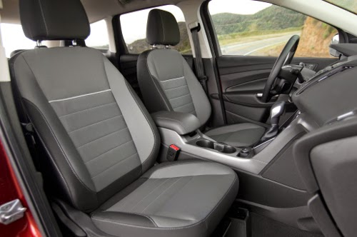 2014 Ford Escape Seat Covers