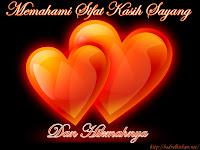 Cinta Dan Kasih Sayang Dalam Islam