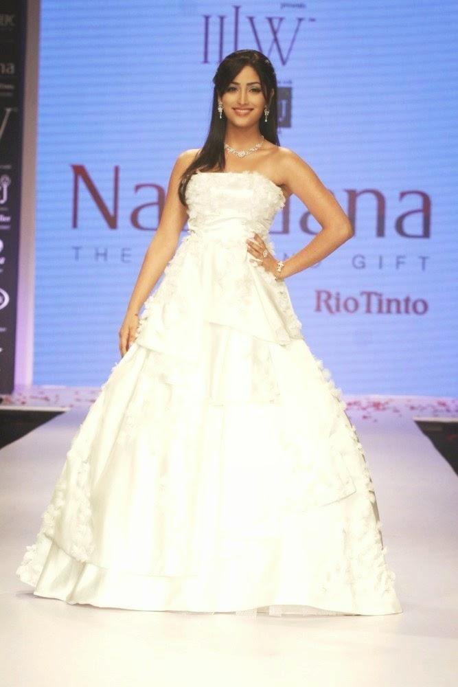 Yami Gautam In White Gown