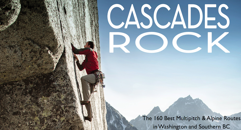 Cascades Rock - Climbing Guidebook