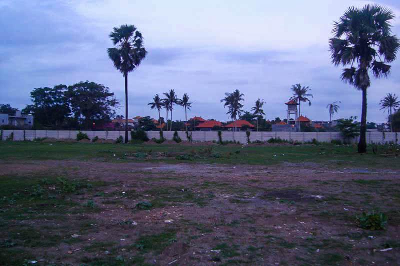 Lokasi Tanah yang Dijual Merupakan Pusat Keramaian Bali yaitu Kuta Bali