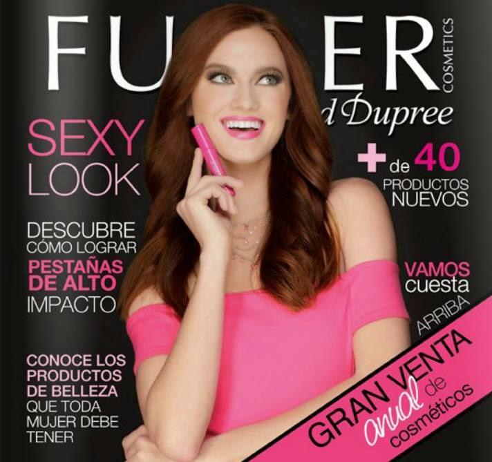 Fuller Cosmetics Campaña 18 2014