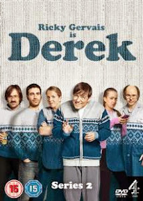 Derek is available on DVD in the UK