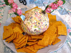 Family Favorite CHEESE BALL
