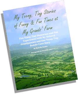 an ebook of humorous times a grand-daughter had with grandparents