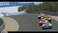 rFactor enduracers mod porsche cup 3