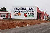 Gani fawehinmi Diagnostic  Centre
