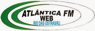 Rádio Atlântica FM de Rio das Ostras RS ao vivo