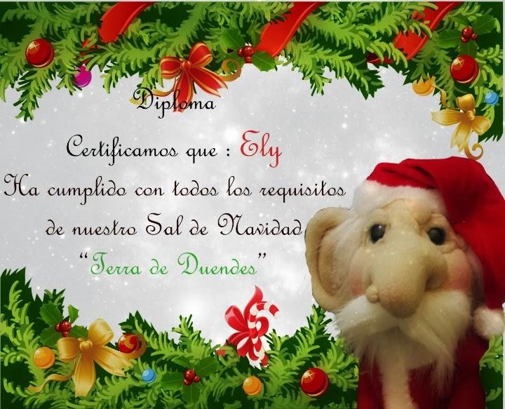 sal navideño cumplido