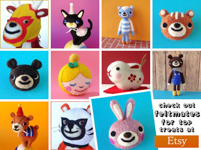 Feltmates at Etsy