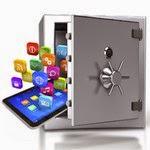 Aplikasi ini sama fungsinya dengan aplikasi  AppsLocker, pengunci aplikasi untuk android