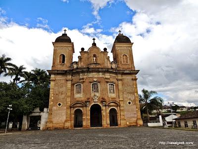 Igreja de São Pedro dos Clérigos, Mariana