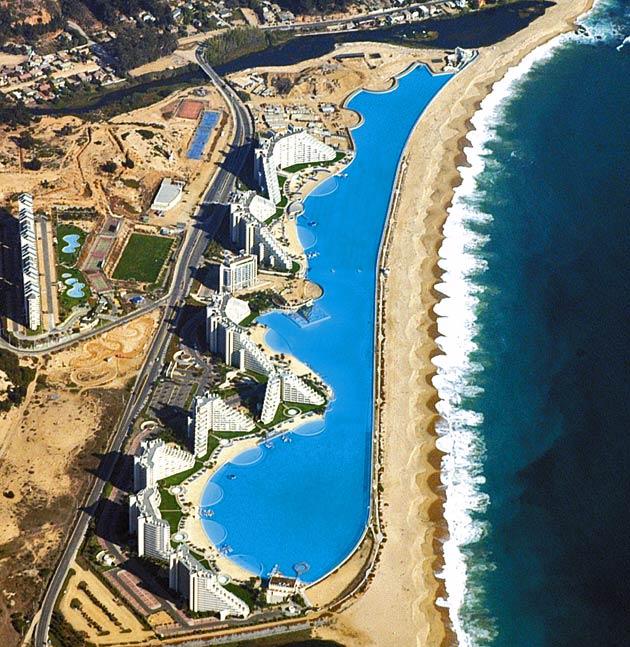 maior piscina do mundo gigantes do mundo
